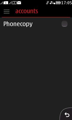 Choose PhoneCopy